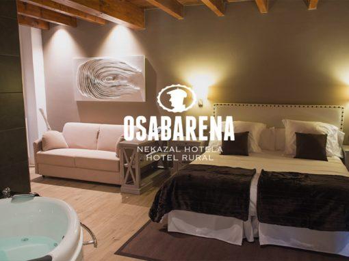 Hotel Rural Osabarena